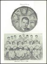 1952 Rockford High School Yearbook Page 86 & 87