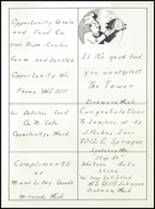 1952 Rockford High School Yearbook Page 112 & 113