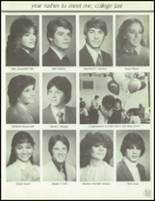 1983 Meyers High School Yearbook Page 16 & 17
