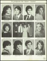 1983 Meyers High School Yearbook Page 22 & 23