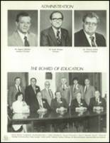 1983 Meyers High School Yearbook Page 32 & 33