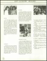 1983 Meyers High School Yearbook Page 38 & 39