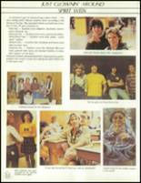 1983 Meyers High School Yearbook Page 44 & 45