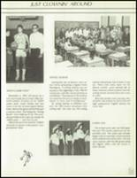 1983 Meyers High School Yearbook Page 50 & 51