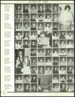1983 Meyers High School Yearbook Page 54 & 55