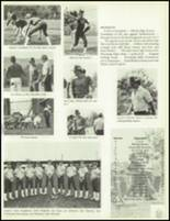 1983 Meyers High School Yearbook Page 100 & 101