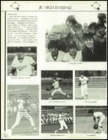 1983 Meyers High School Yearbook Page 102 & 103