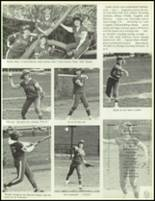 1983 Meyers High School Yearbook Page 104 & 105