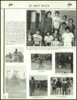 1983 Meyers High School Yearbook Page 110 & 111
