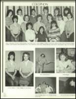 1983 Meyers High School Yearbook Page 112 & 113