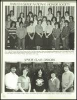 1983 Meyers High School Yearbook Page 124 & 125