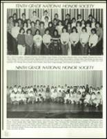 1983 Meyers High School Yearbook Page 126 & 127