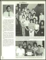 1983 Meyers High School Yearbook Page 128 & 129