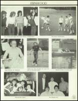 1983 Meyers High School Yearbook Page 134 & 135