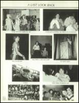 1983 Meyers High School Yearbook Page 156 & 157