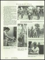 1983 Bloomfield High School Yearbook Page 12 & 13
