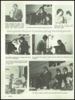 1983 Bloomfield High School Yearbook Page 22 & 23