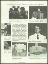 1983 Bloomfield High School Yearbook Page 32 & 33