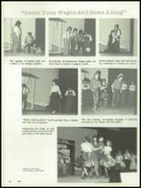 1983 Bloomfield High School Yearbook Page 34 & 35