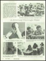1983 Bloomfield High School Yearbook Page 42 & 43