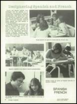 1983 Bloomfield High School Yearbook Page 54 & 55