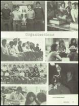 1983 Bloomfield High School Yearbook Page 66 & 67