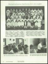 1983 Bloomfield High School Yearbook Page 68 & 69