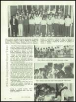 1983 Bloomfield High School Yearbook Page 72 & 73