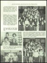 1983 Bloomfield High School Yearbook Page 82 & 83