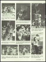 1983 Bloomfield High School Yearbook Page 86 & 87