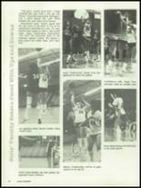 1983 Bloomfield High School Yearbook Page 88 & 89