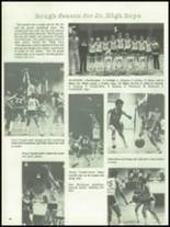1983 Bloomfield High School Yearbook Page 94 & 95