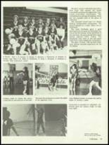 1983 Bloomfield High School Yearbook Page 98 & 99