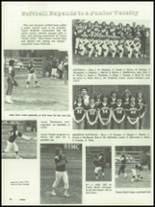 1983 Bloomfield High School Yearbook Page 100 & 101