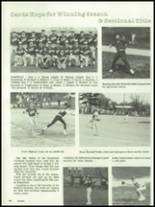 1983 Bloomfield High School Yearbook Page 104 & 105