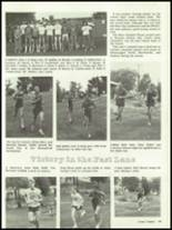 1983 Bloomfield High School Yearbook Page 106 & 107