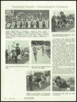 1983 Bloomfield High School Yearbook Page 108 & 109