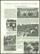 1983 Bloomfield High School Yearbook Page 110 & 111