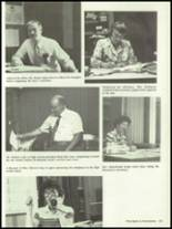 1983 Bloomfield High School Yearbook Page 138 & 139