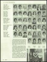 1983 Bloomfield High School Yearbook Page 140 & 141
