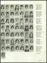 1983 Bloomfield High School Yearbook Page 144 & 145