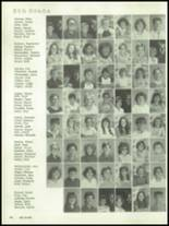 1983 Bloomfield High School Yearbook Page 154 & 155
