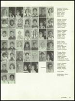 1983 Bloomfield High School Yearbook Page 164 & 165