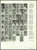 1983 Bloomfield High School Yearbook Page 166 & 167