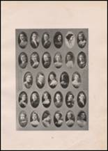 1913 Okmulgee High School Yearbook Page 38 & 39