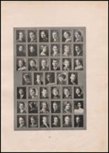 1913 Okmulgee High School Yearbook Page 42 & 43