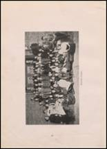 1913 Okmulgee High School Yearbook Page 48 & 49