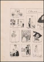 1913 Okmulgee High School Yearbook Page 124 & 125