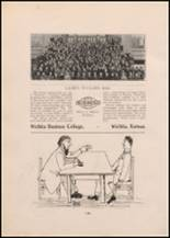 1913 Okmulgee High School Yearbook Page 150 & 151