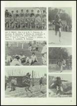 1974 Oakland Craig High School Yearbook Page 52 & 53